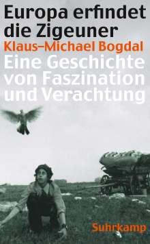 Klaus-Michael Bogdal: Europa erfindet die Zigeuner, Buch