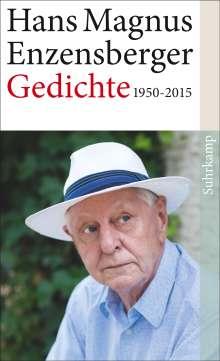 Hans Magnus Enzensberger: Gedichte 1950-2015, Buch