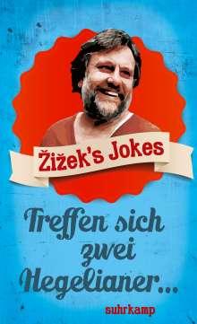 Slavoj Zizek: Zizek's Jokes, Buch