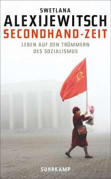 Swetlana Alexijewitsch (geb. 1948): Secondhand-Zeit, Buch