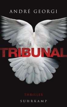 André Georgi: Tribunal, Buch