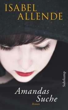 Isabel Allende: Amandas Suche, Buch