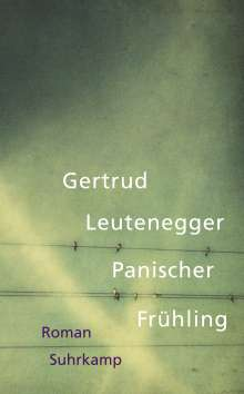 Gertrud Leutenegger: Panischer Frühling, Buch