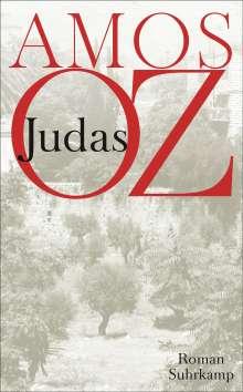 Amos Oz: Judas, Buch