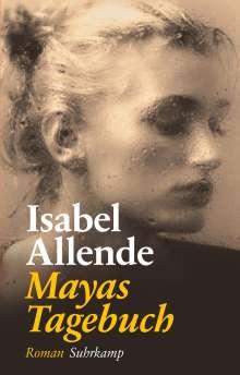 Isabel Allende: Mayas Tagebuch, Buch