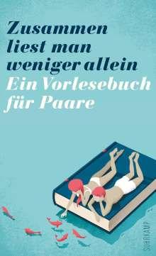 Zusammen liest man weniger allein, Buch