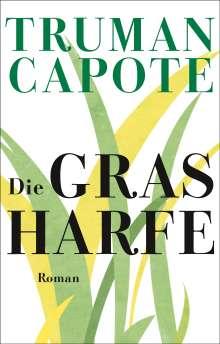Truman Capote: Die Grasharfe, Buch