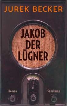 Jurek Becker: Jakob der Lügner, Buch
