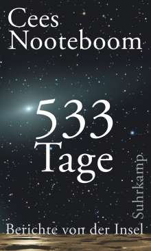 Cees Nooteboom: 533 Tage, Buch