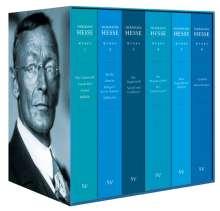 Hermann Hesse: Ausgewählte Werke, Buch