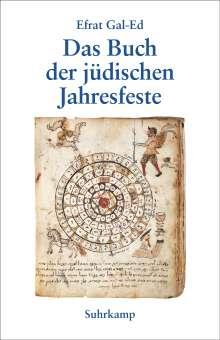 Efrat Gal-Ed: Das Buch der jüdischen Jahresfeste, Buch