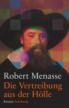 Robert Menasse: Die Vertreibung aus der Hölle, Buch