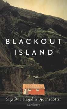 Sigríður Hagalín Björnsdóttir: Blackout Island, Buch