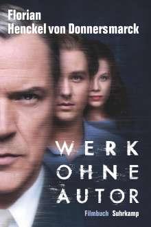 Florian Henckel Von Donnersmarck: Werk ohne Autor, Buch