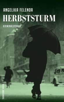 Angelika Felenda: Herbststurm, Buch