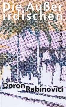 Doron Rabinovici: Die Außerirdischen, Buch