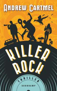 Andrew Cartmel: Killer Rock, Buch