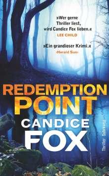 Candice Fox: Redemption Point, Buch