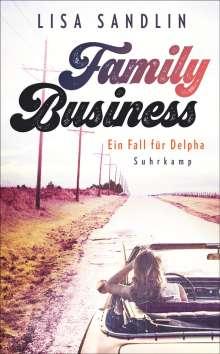 Lisa Sandlin: Family Business, Buch