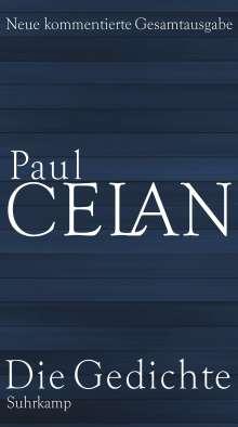 Paul Celan: Die Gedichte, Buch