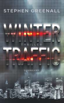 Stephen Greenall: Winter Traffic, Buch