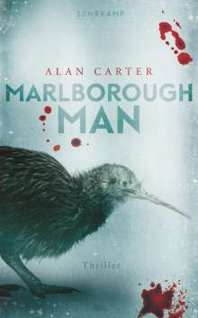 Alan Carter: Marlborough Man, Buch