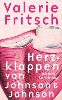 Valerie Fritsch: Herzklappen von Johnson & Johnson, Buch