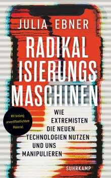 Julia Ebner: Radikalisierungsmaschinen, Buch