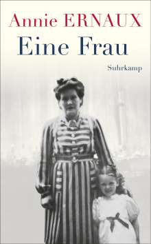 Annie Ernaux: Eine Frau, Buch