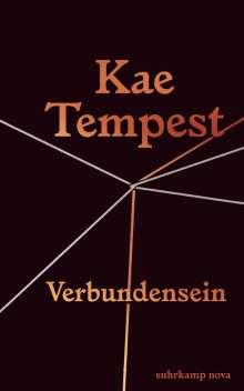 Kae Tempest: Verbundensein, Buch