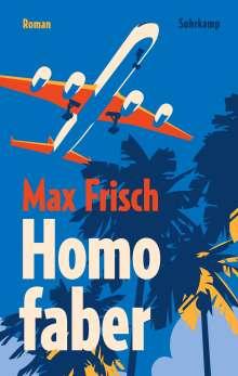 Max Frisch: Homo faber, Buch