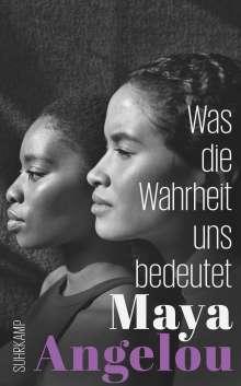 Maya Angelou: Was die Wahrheit uns bedeutet, Buch