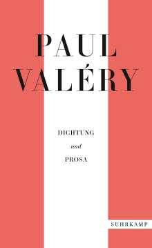 Paul Valéry: Paul Valéry: Dichtung und Prosa, Buch