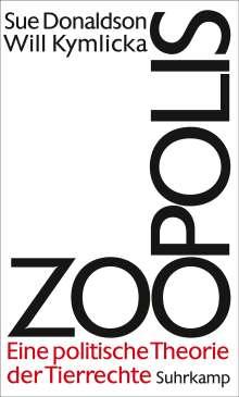 Sue Donaldson: Zoopolis, Buch