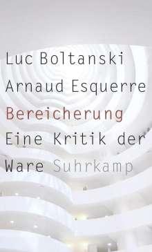 Luc Boltanski: Bereicherung, Buch