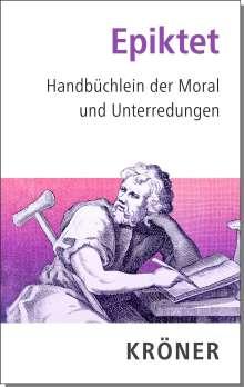 Epiktet: Handbüchlein der Moral und Unterredungen, Buch