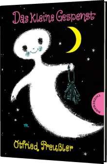 Otfried Preußler: Das kleine Gespenst, Buch