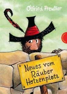 Otfried Preußler: Neues vom Räuber Hotzenplotz (Bd. 2 koloriert), Buch