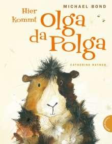 Michael Bond: Hier kommt Olga da Polga, Buch