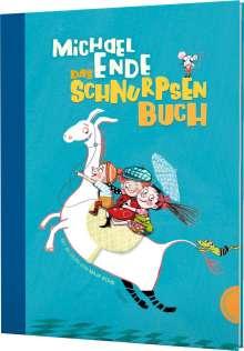 Michael Ende: Das Schnurpsenbuch, Buch