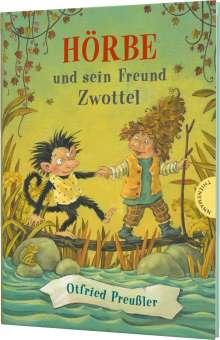 Otfried Preußler: Hörbe und sein Freund Zwottel, Buch