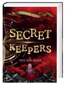 Trenton Lee Stewart: Secret Keepers 2: Zeit der Jäger, Buch