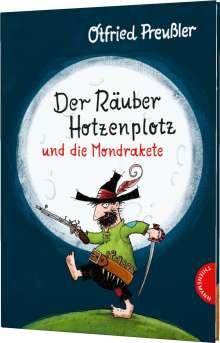 Otfried Preußler: Der Räuber Hotzenplotz und die Mondrakete, Buch
