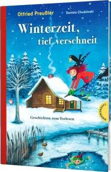 Otfried Preußler: Winterzeit, tief verschneit, Buch