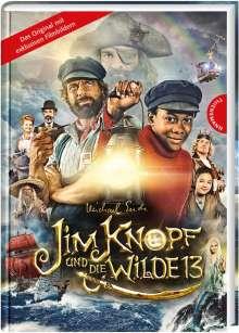 Michael Ende: Jim Knopf und die Wilde 13, Buch