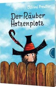 Otfried Preußler: Der Räuber Hotzenplotz 1: Der Räuber Hotzenplotz, Buch