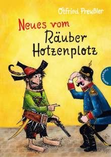 Otfried Preußler: Der Räuber Hotzenplotz 2: Neues vom Räuber Hotzenplotz, Buch