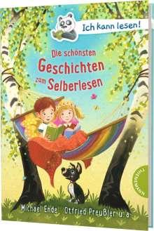 Michael Ende: Ich kann lesen!: Die schönsten Geschichten zum Selberlesen, Buch