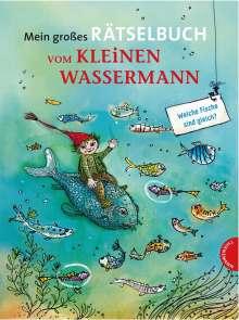 Otfried Preußler: Mein großes Rätselbuch vom kleinen Wassermann, Buch