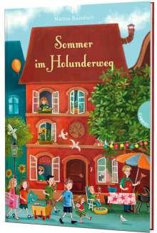 Martina Baumbach: Sommer im Holunderweg, Buch